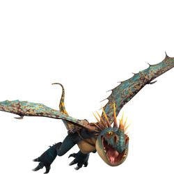 Personajes Dragones