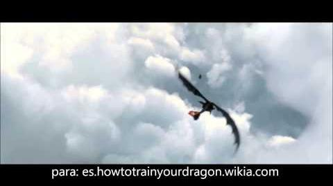 Tomas de como entrenar a tu dragon, cancion, astrid goes for a spin, banda sonora-0