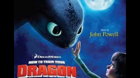 07. Focus, Hiccup! (score) - How To Train Your Dragon OST