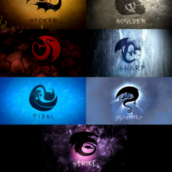 Clases de Dragones