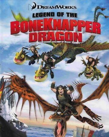 La Leyenda del Dragón Rompehuesos
