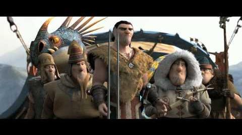 Cómo entrenar a tu dragón 2 - Trailer final en español (HD)