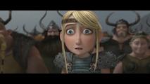 Astrid preocupada