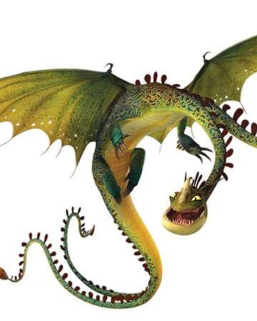 Cremallerus Espantosus Cómo Entrenar A Tu Dragón Wiki Fandom