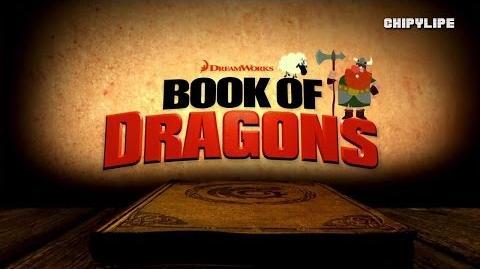 Livro dos Dragões completo (Como treinar seu dragão)