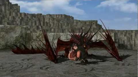 Como Treinar O Seu Dragão,Treinando O Dragão,Lição 3 - O Pesadelo Monstruoso