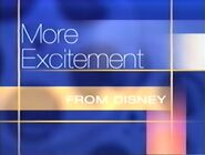 More Excitement from Disney