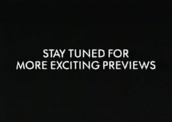 Stay Tuned For More Exciting Previews