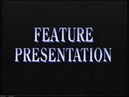 Feature Presentation Disney Touchstone Hollywood