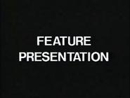 Walt Disney Home Video Feature Presentation ID (1987)