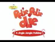 Rolie Polie Olie: A Jingle Jangle Holiday title card