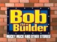 Bob the Builder Mucky Muck