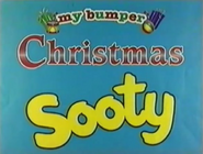 My Bumper Christmas Sooty title card
