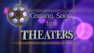 Coming Soon to Theaters (Purple; Revised Text)