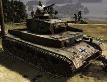 Featured Article Image about Carro di supporto fanteria Panzer IV