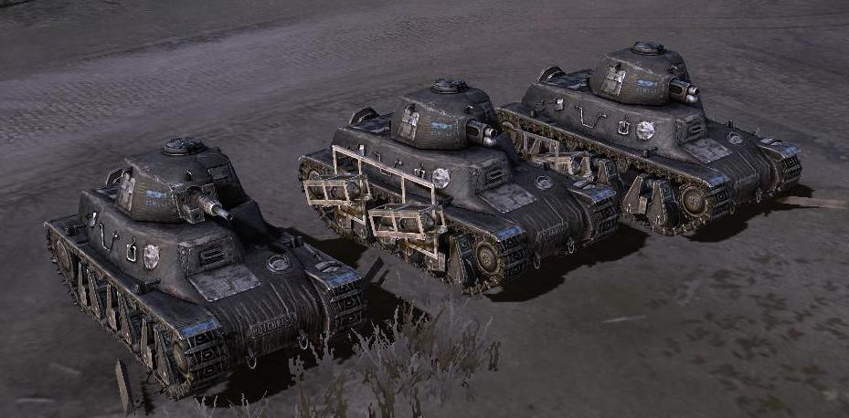 Hotchkiss Light Tank