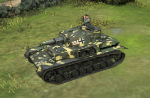 Panzer IV Command Tank picture COH2 Ostheer.png