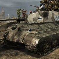 King Tiger Company Of Heroes Wiki Fandom