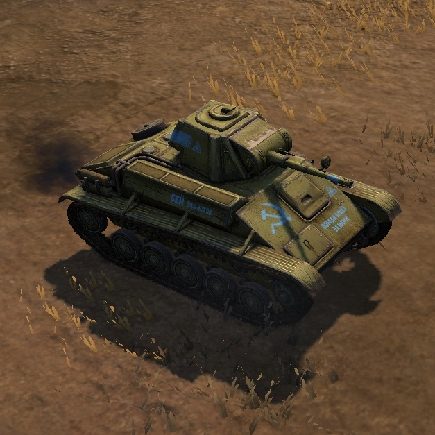 T-70 Light Tank