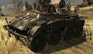 SdKfz 234 Armoured Car01