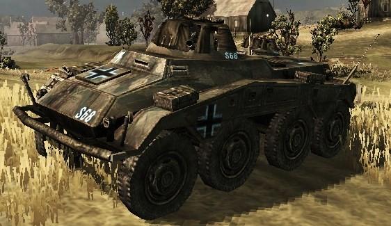 Sdkfz 234 Armored Car