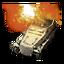 COH 2 Commander Ability Icon - Mortar Half-track.png