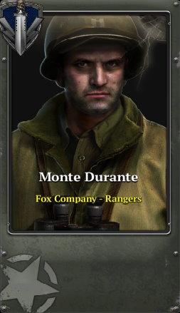 Captain Monte Durante