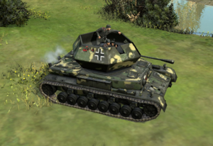 Ostwind Flakpanzer IV picture COH2 Ostheer.png