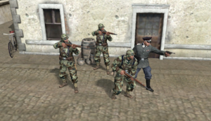 Artillery Field Officer Squad picture COH2 Ostheer.png
