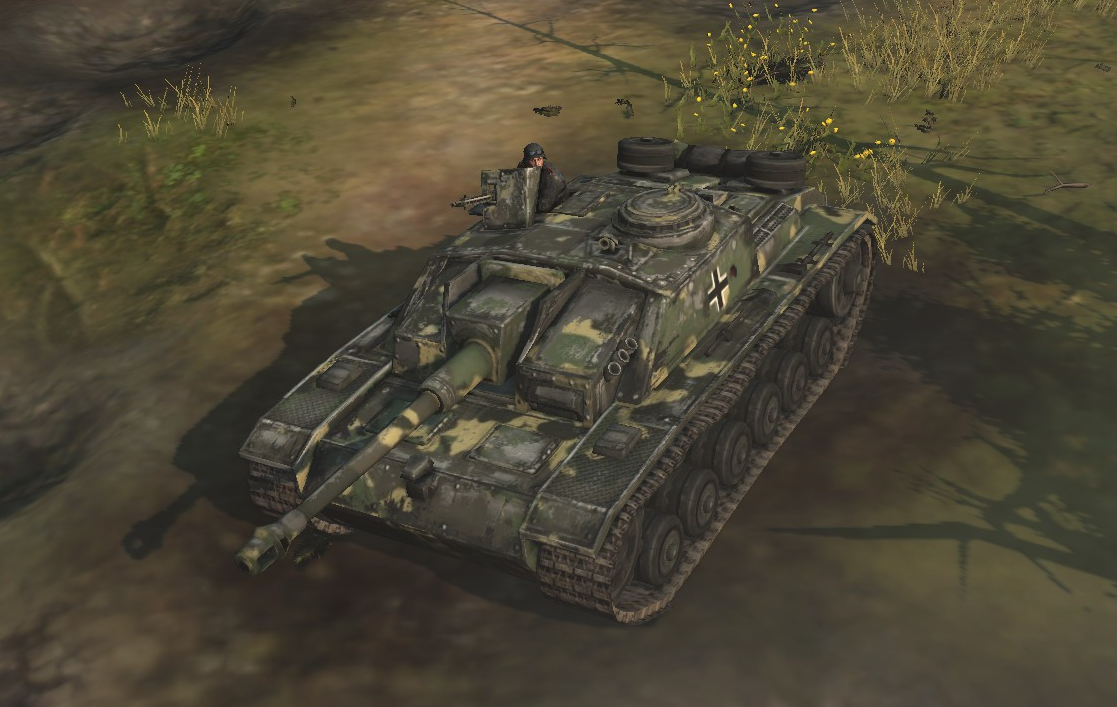 StuG III Ausf.G Assault Gun