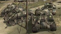 Sherman Firefly & Command Tank02