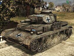 My personal favorite:Panzer IV IFS