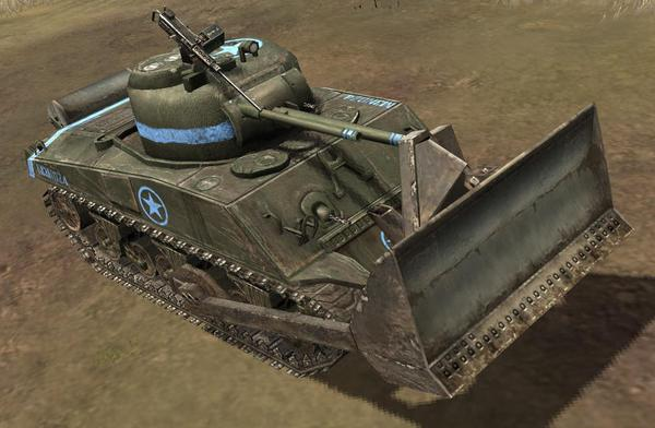 M4 Crocodile Sherman