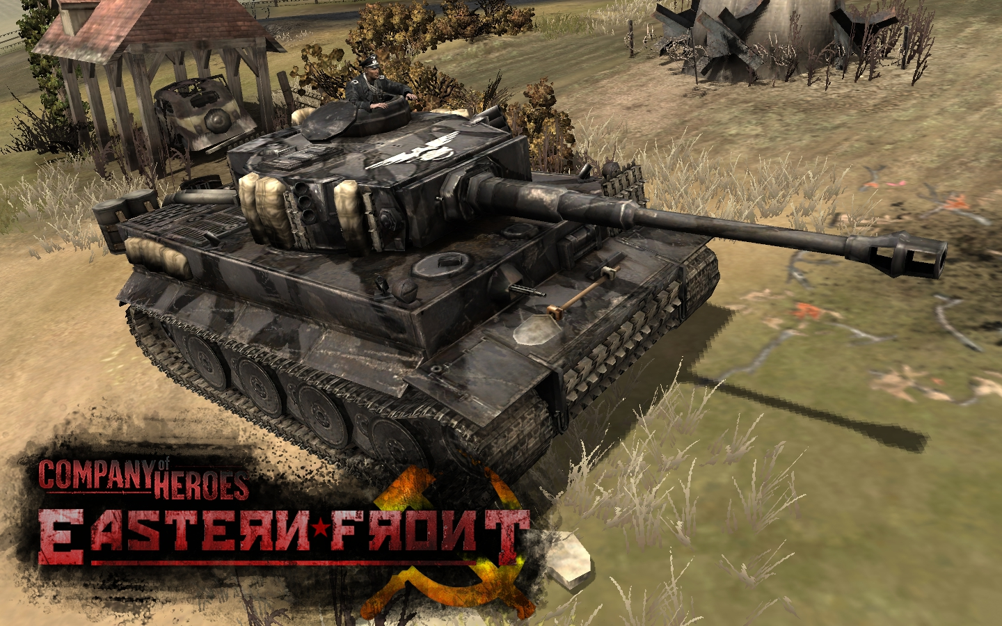 Tiger Ace Eastern Front Company Of Heroes Wiki Fandom