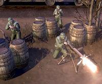 Unit Heavy Machine Gun Team