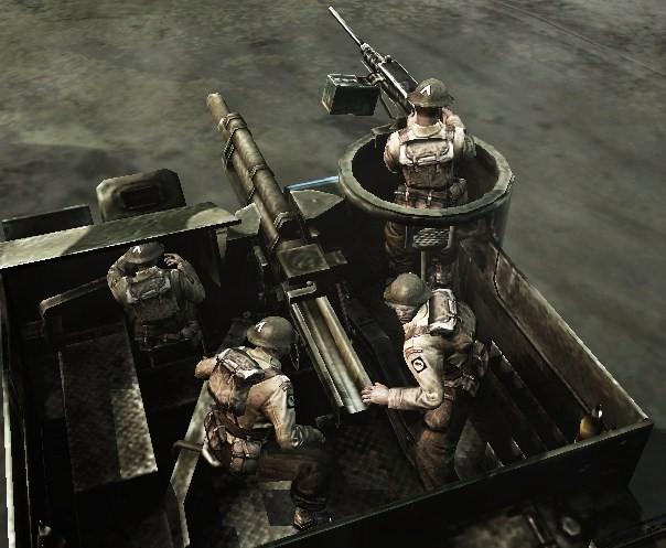 Priest Self-Propelled Artillery