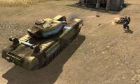 Unit Churchill AVRE Petard Fire