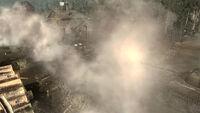 Unit Cromwell Command Tank Smoke Barrage