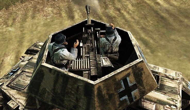 Ostwind Flakpanzer