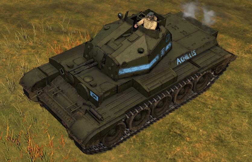 Centaur AA Mk. II Cruiser Tank