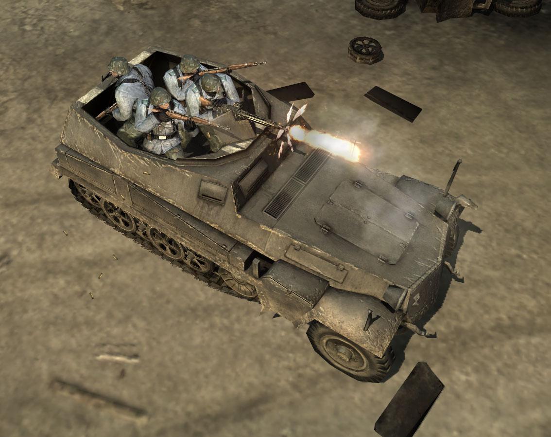 Infantry Halftrack