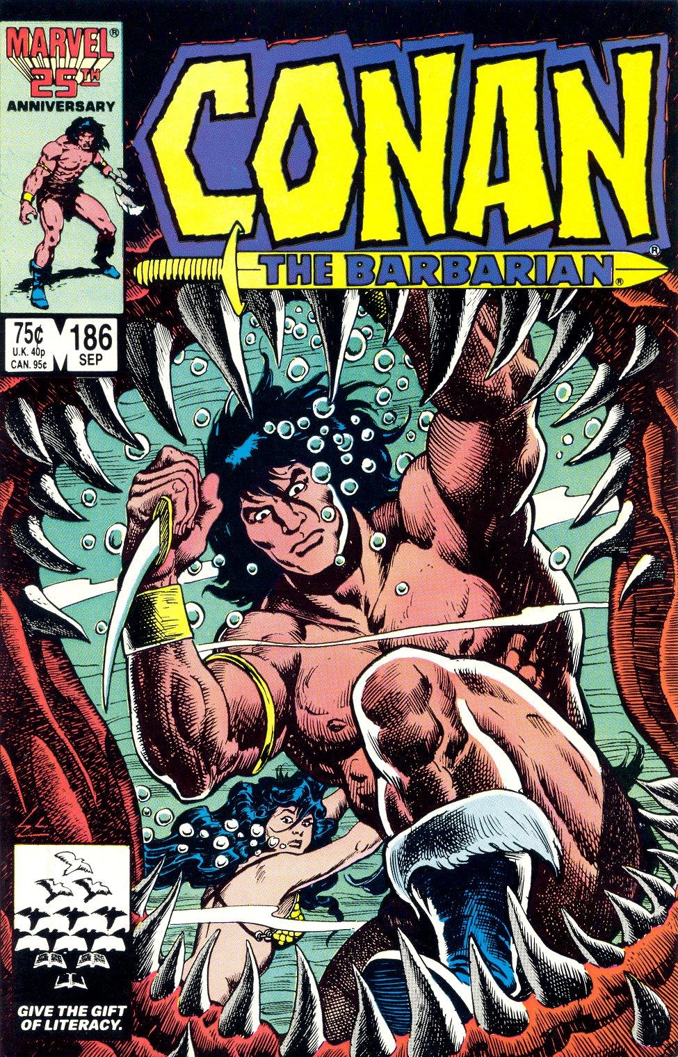 Conan the Barbarian 186