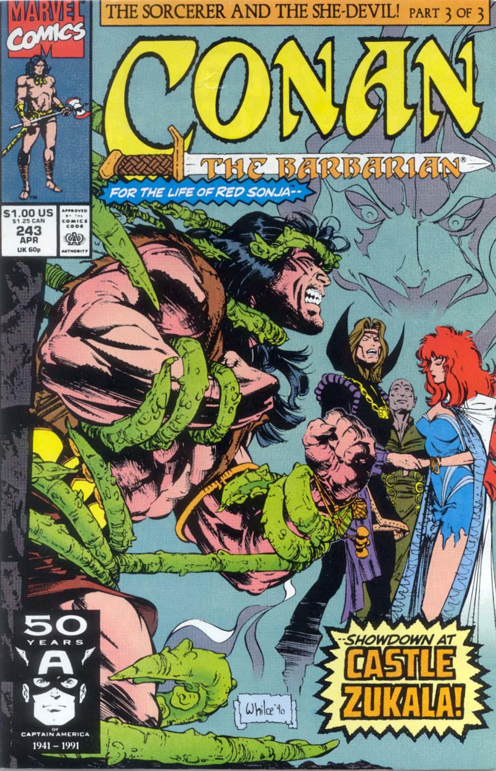 Conan the Barbarian 243