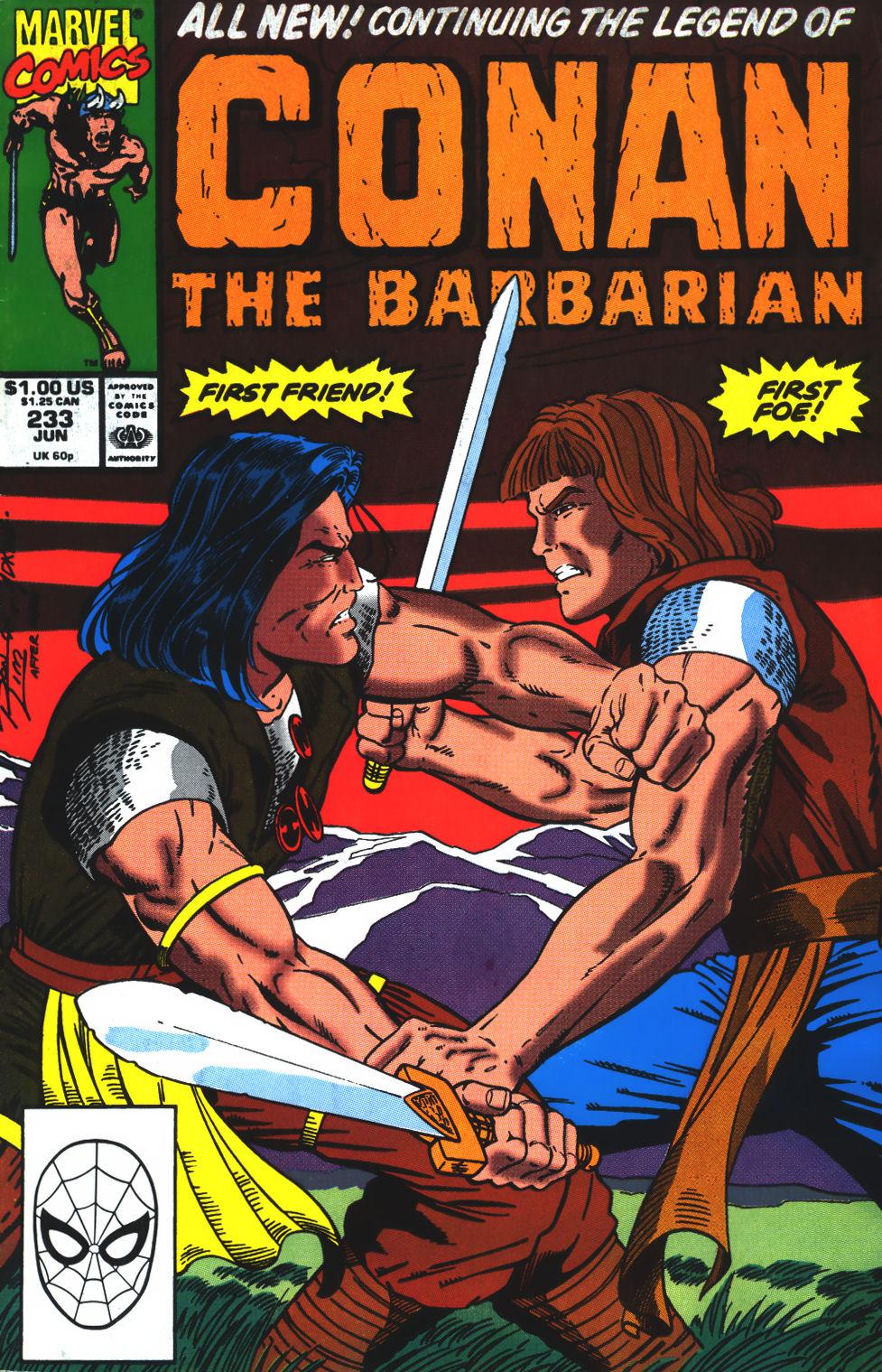 Conan the Barbarian 233