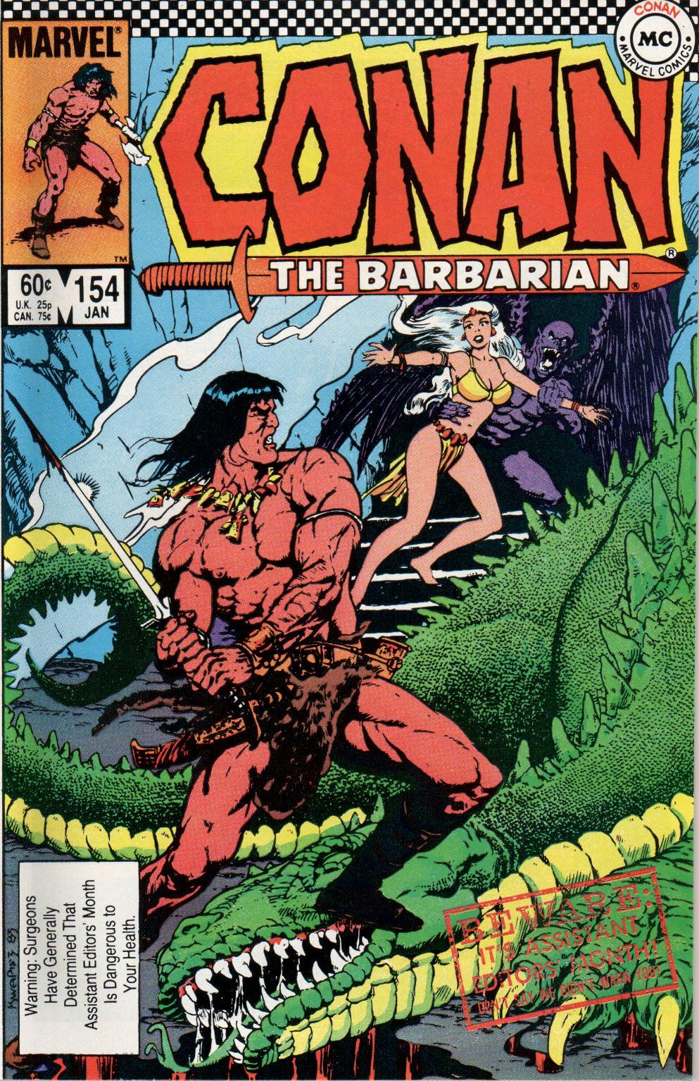 Conan the Barbarian 154