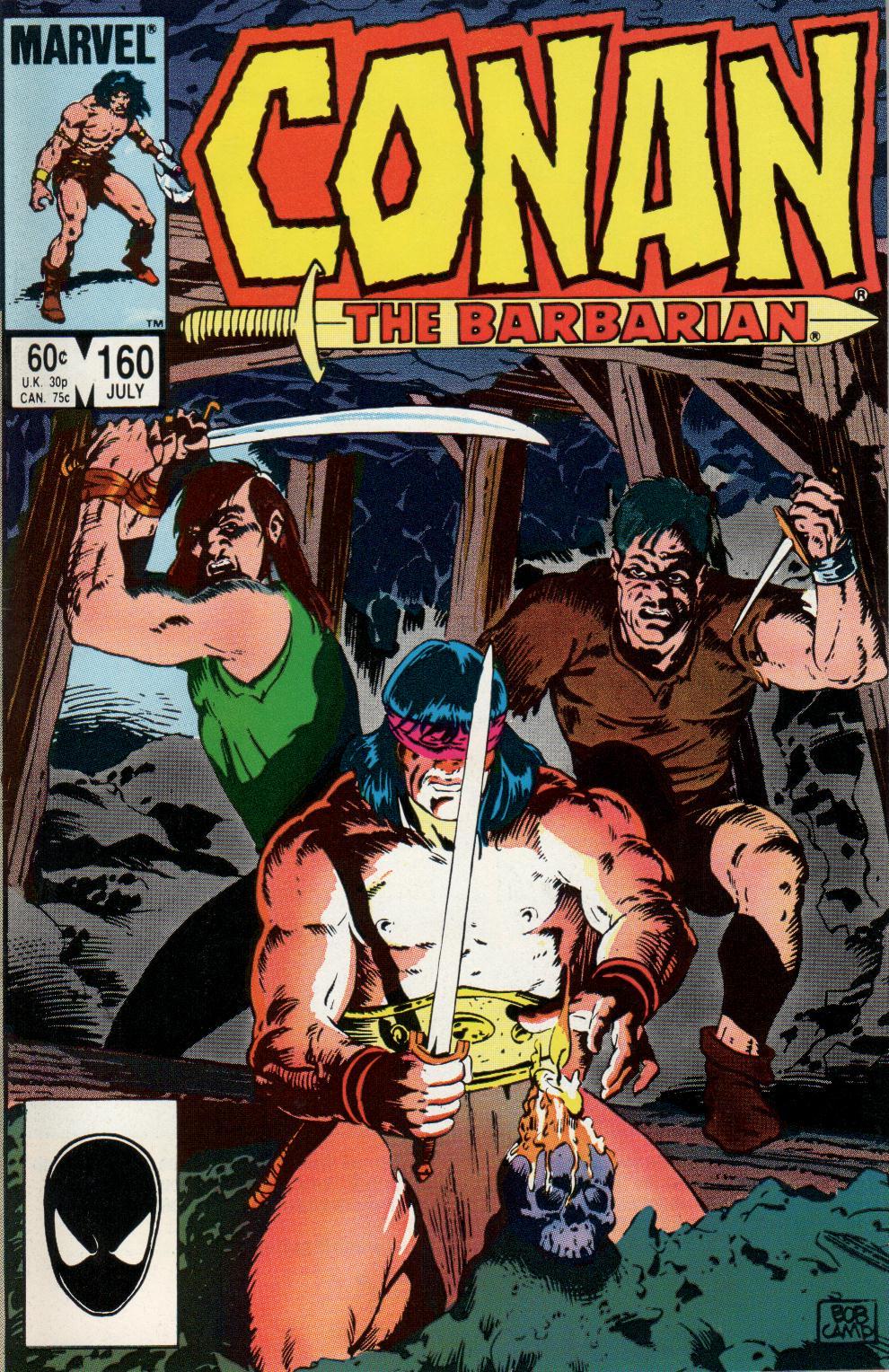 Conan the Barbarian 160