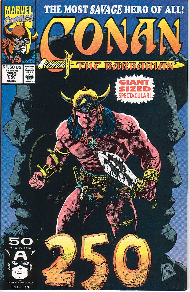 Conan the Barbarian 250