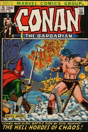 Conan the Barbarian 15