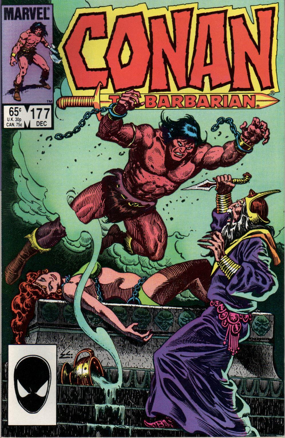 Conan the Barbarian 177