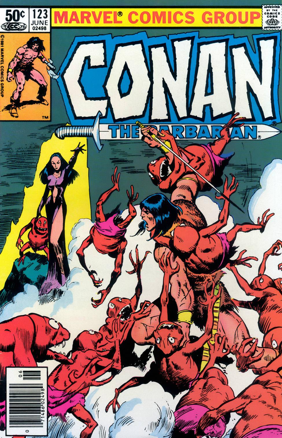 Conan the Barbarian 123